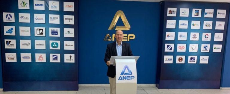 Presidente de ANEP